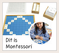 Dit is Montessori