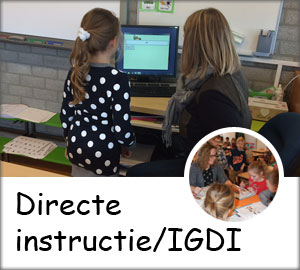 jaarklas directe instructie